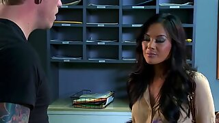 Exotic chick is awesome fucking with her boyfriend.